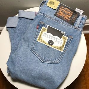 Levi's skateboarding collection 511 jeans 34x32